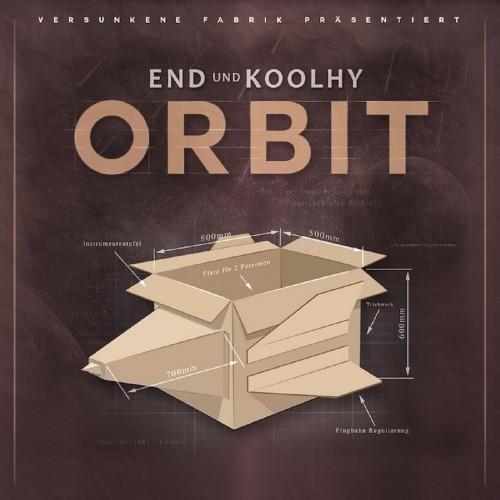 Koolhy-und-End-Orbit-Album-Cover