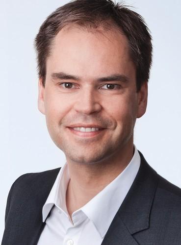 Mathias Giloth, Geschäftsführer der GfK Entertainment GmbH