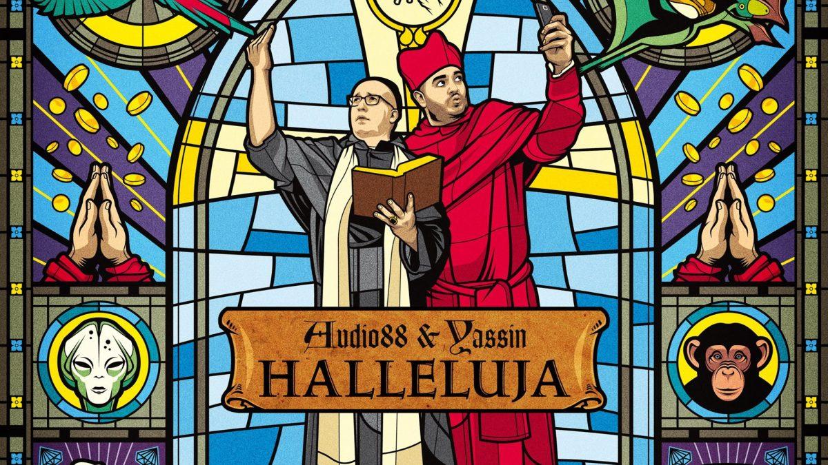 audio88-yassin-halleluja-album-cover