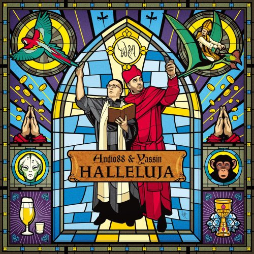 audio88-yassin-halleluja-album-cover