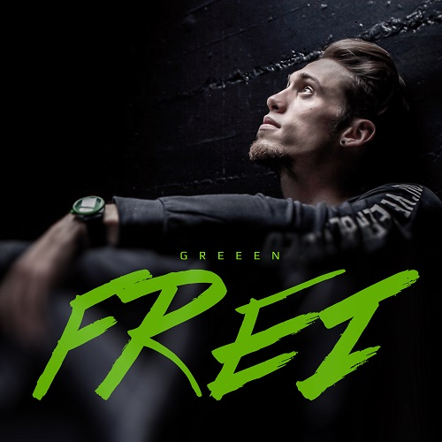 GReeeN_Cover_EP_Frei_160822